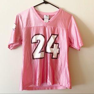 [NFL Team Apparel] Denver Broncos Pink Jersey